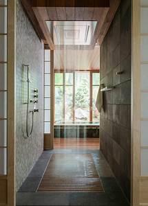 la douche pluie designs fantastiques de douches With porte de douche coulissante avec colonne salle de bain peu profonde