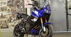 Racing Caf U00e8  Yamaha Xtz 1200 Super   Motard By Liberty Yam