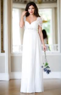 maternity wedding gown silk maternity wedding gown ivory maternity wedding dresses evening wear and