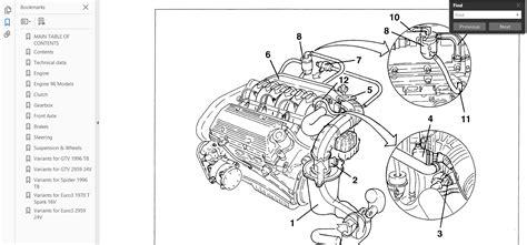 Factory Workshop Service Repair Manual Alfa Romeo Spider