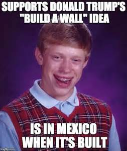 Mexico Wall Donald Trump Meme