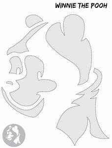 Single mummy one in a million free pumpkin stencils for Winnie the pooh pumpkin carving templates