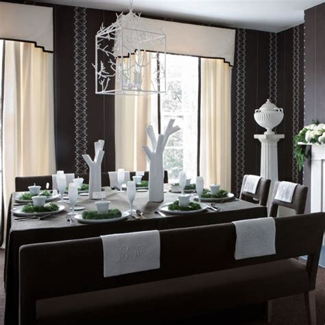 christmas dining rooms ideas  home garden bedroom