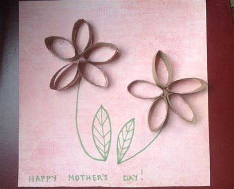 toilet paper roll craft  mothers day toilet paper