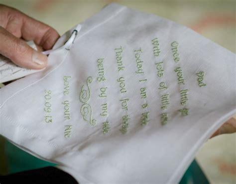 custom monogrammed women 39 s handkerchiefs brides something personalised handkerchiefs perfect personalised gift for