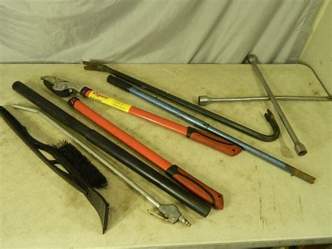 lopper crow bar and more tools furniture household