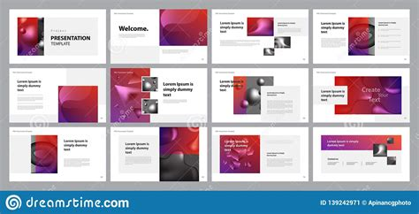 business  design template  page layout