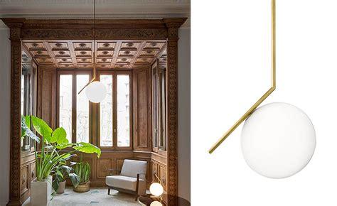 Designer Wall Lamp by Ic S Suspension Lamp Hivemodern Com