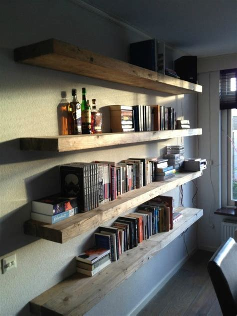 deep floating shelves password required