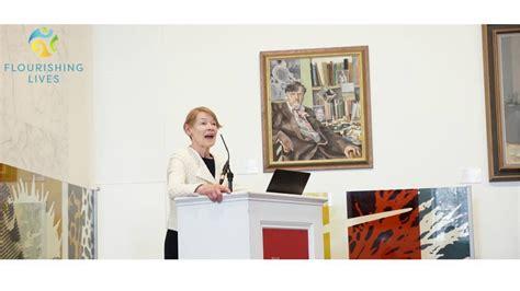 Glenda Jackson Speech + Q&A (Flourishing Lives Conference ...