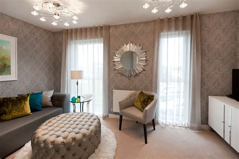 Show Home Interiors by Luxury Interior Design In Show Home