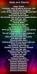 Safe and Sound Lyrics by Jhei-chan14 on DeviantArt