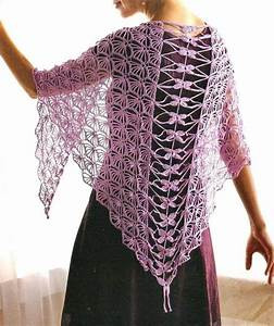 18 Quick  U0026 Easy Crochet Shawl Pattern