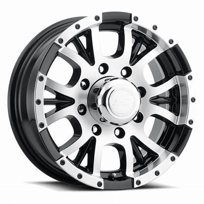 Trailer Aluminum Wheel Inch Hole T13 Sendel