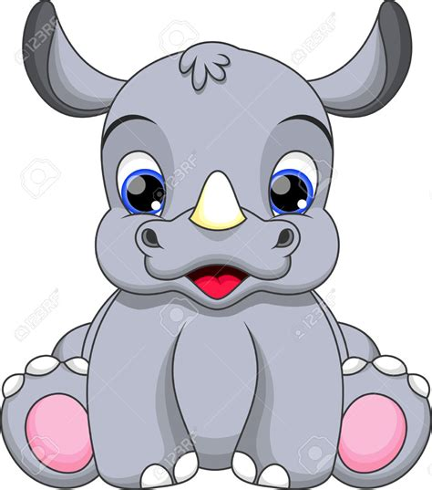 cartoon baby animals clipart collection