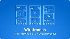 Wireframes  U2013 The Fifth Wheel Of Ux Design Process  How To