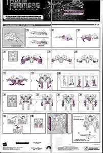Voyager Class Starscream  Transformers  Movie