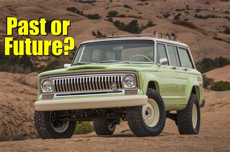 2018 Jeep Wagoneer Concept by Jeep Wagoneer Roadtrip Concept A Nod To The Past Or A