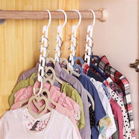 Mega Magic Hanger Hook space saver magic hanger clothes rack clothing hook