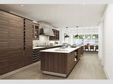 53 HighEnd Contemporary Kitchen Designs With Natural