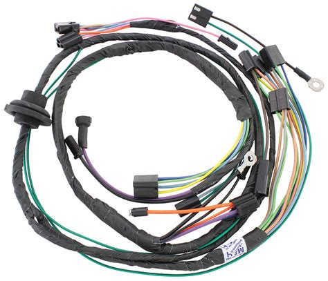 1971 Monte Carlo Wiring Harnes by M H Monte Carlo Air Conditioning Harness Fits 1971 Monte