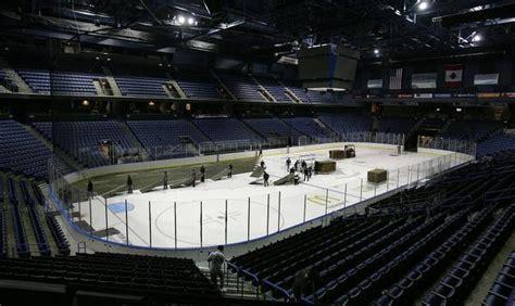 ontario   hockey rink   basketball court