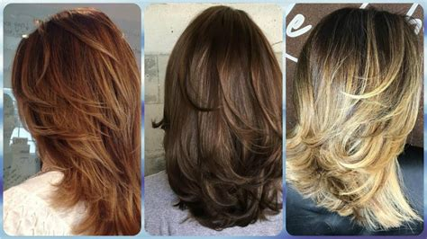 hottest ideas  trendy layered haircuts  medium