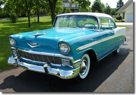 chevrolet bel air chief writing wolf