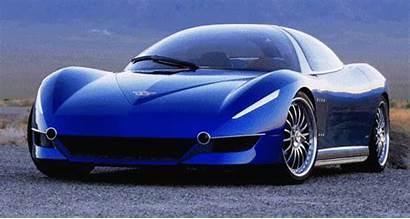Corvette Moray Italdesign 2003 Concept Giugiaro Flashback