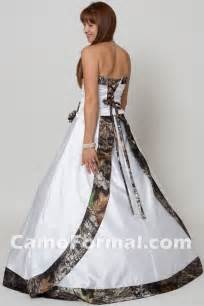 white camo wedding dresses mossy oak new breakup attire camouflage prom wedding homecoming formals
