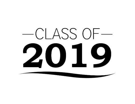 Class Of 2019 Graduation Clip Art