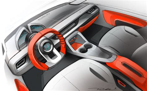 Cars Interior Design : Interior Car Concept By Thomas Pinel At Coroflot.com