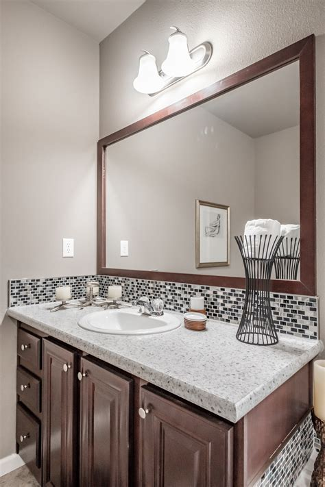 Showroom and office interior with individual design. Palm Harbor (Albany,OR) 4+ Bedroom Manufactured Home Timber Ridge Elite for $146900 | Model ...