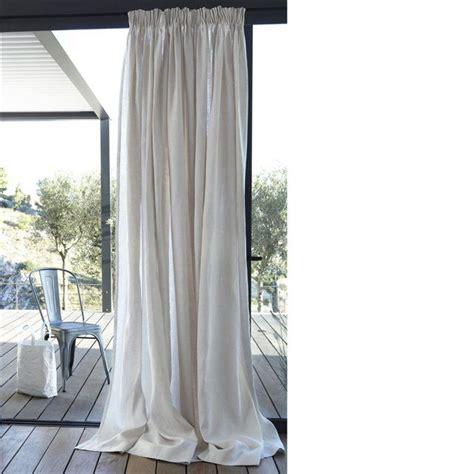 78 ideas about rideaux lin on pinterest rideau lin