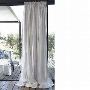 Rideaux En Lin Naturel : 78 ideas about rideaux lin on pinterest rideau lin ~ Dailycaller-alerts.com Idées de Décoration