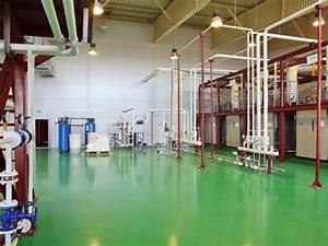 Resine Epoxy Sol Garage : r sine epoxy autolissante pour sols industriels ateliers entrep ts parkings revepoxy al ~ Dode.kayakingforconservation.com Idées de Décoration