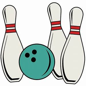 Bowling Pins And Ball SVG cut files bowling cutting files ...
