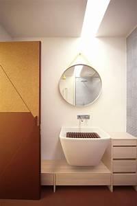 Kork Im Badezimmer : grand tour apartment in bari boden wohnen baunetz wissen ~ Markanthonyermac.com Haus und Dekorationen