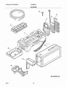 Frigidaire Fghb2844lf7 Parts List And Diagram