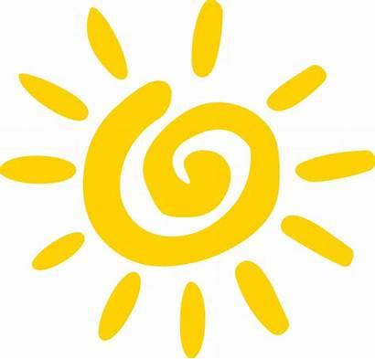 Summer Clip Clipart Sun Sunshine Beach Fun