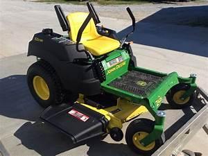 2014 John Deere Z425 Lawn  U0026 Garden And Commercial Mowing