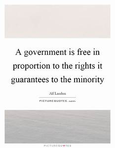 A government is... Alf Landon Famous Quotes