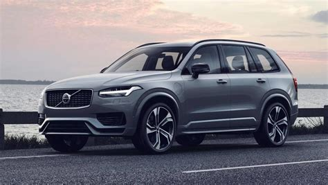 2019 Volvo Xc90 by Volvo Xc90 2019 Revealed Car News Carsguide