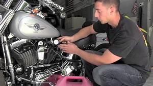 Harley Fuel Pressure Gauge  Static  Mc500