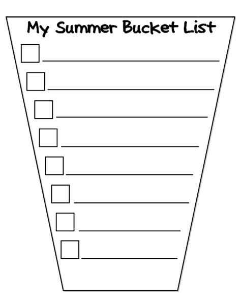 bucket list template google search bucket list class