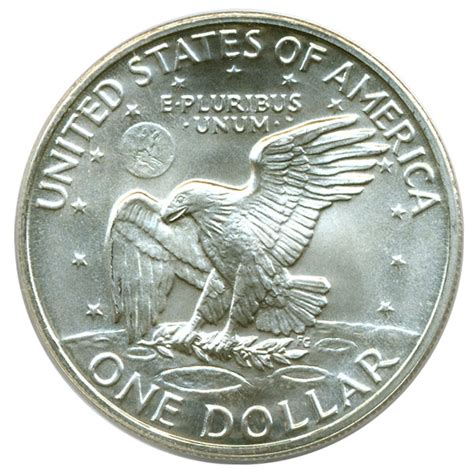 1972 silver dollar document moved