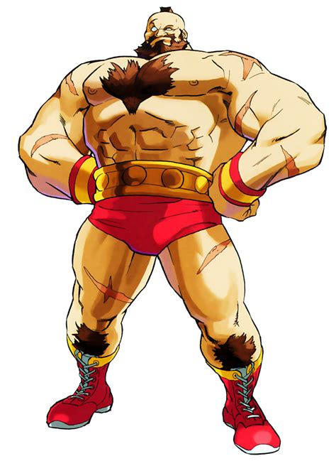 Zangief Street Fighter
