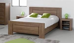 Lit Maison Bois : fabriquer lit bois massif ~ Teatrodelosmanantiales.com Idées de Décoration