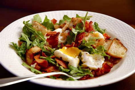les 5m en cuisine salade lyonnaise recettes cookeo