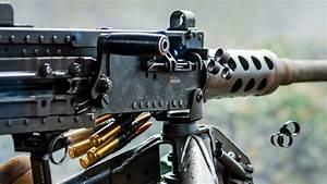 Shoot the Legendary M2 Browning .50 Caliber Machine Gun ...